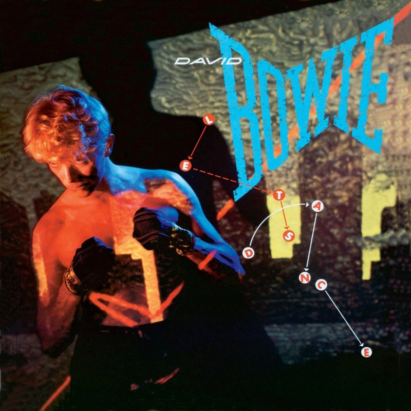 David Bowie - Lets Dance - CD
