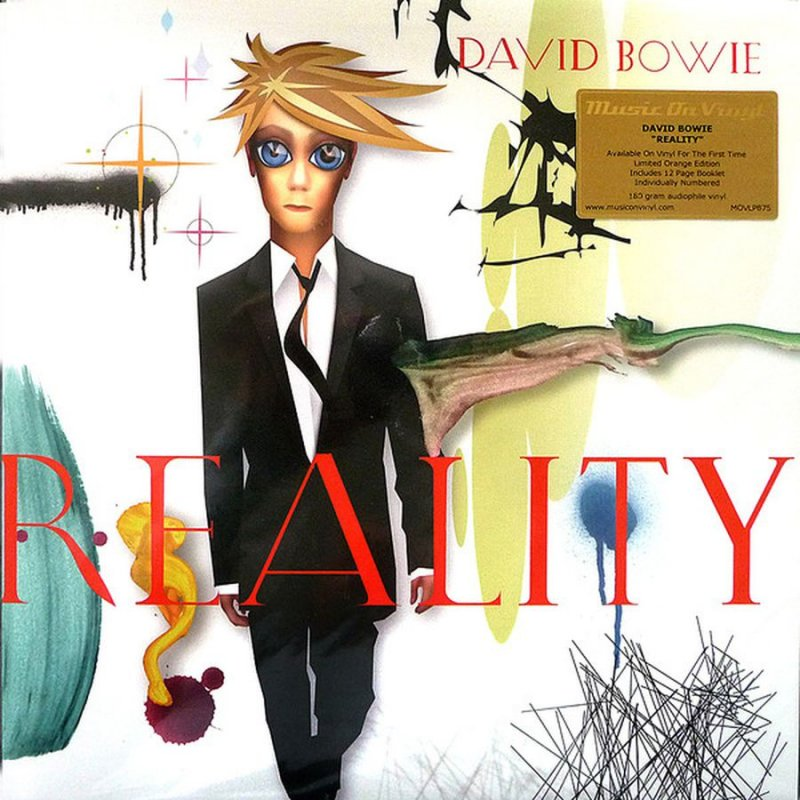 Image of   David Bowie - Reality - Vinyl / LP