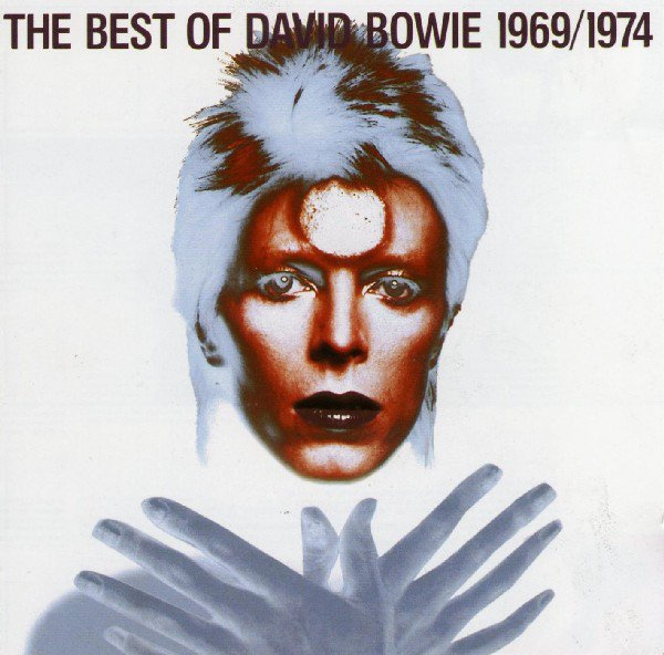 Image of   David Bowie - The Best Of David Bowie 1969-1974 - CD