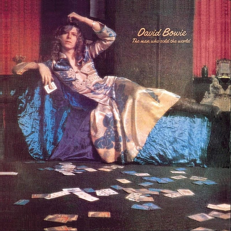 Image of   David Bowie - The Man Who Sold The World - CD