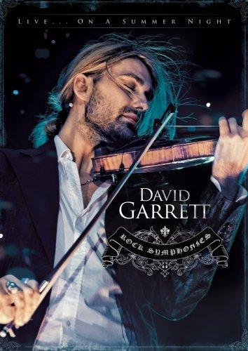 Image of   David Garrett Live On A Summer Night - Rock Symphonies - DVD - Film
