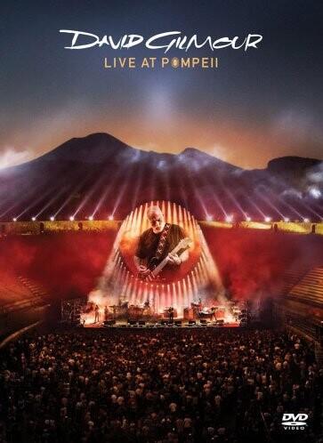 Billede af David Gilmour - Live At Pompeii - DVD - Film