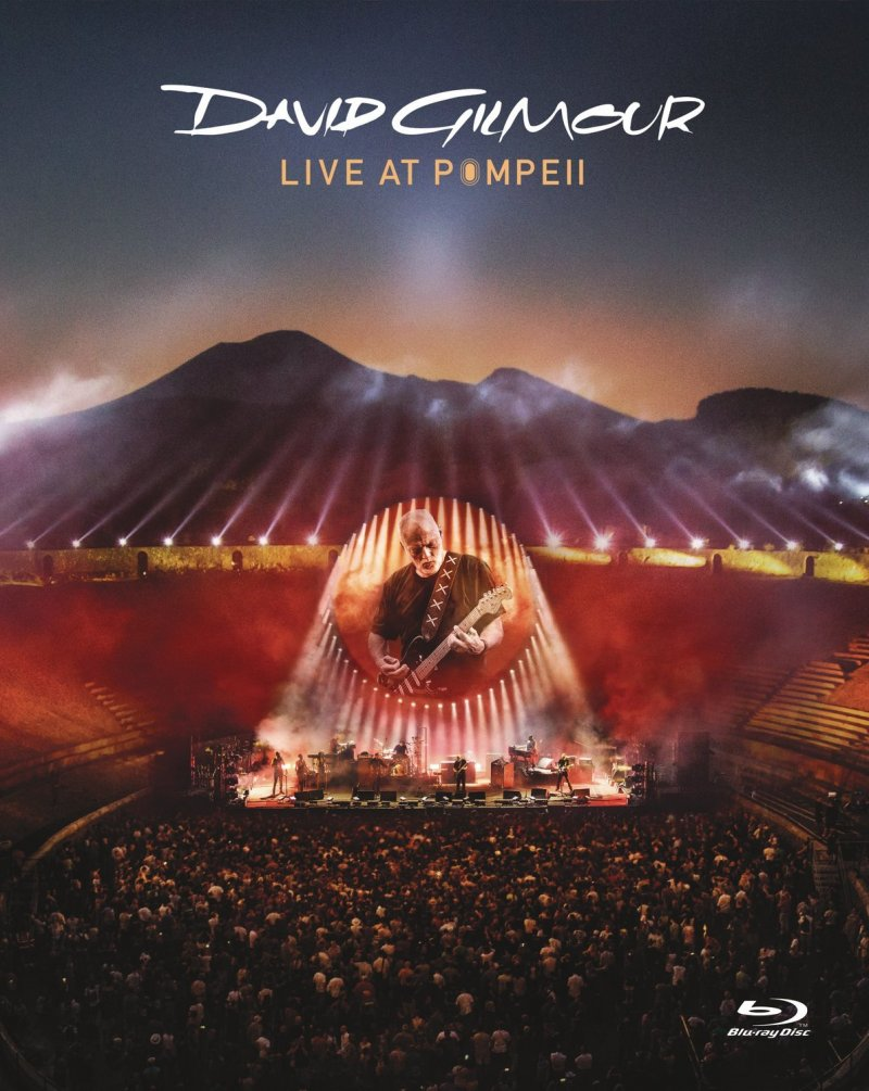 Image of   David Gilmour - Live At Pompeii - Blu-Ray
