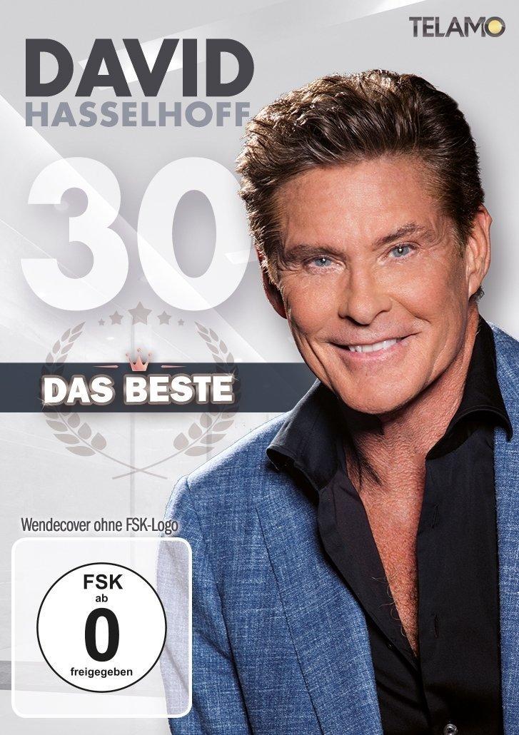 Image of   David Hasselhoff 30 - Das Beste - DVD - Film