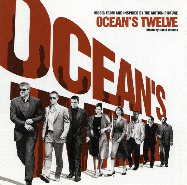 Image of   David Holmes - Oceans Twelve Soundtrack - CD