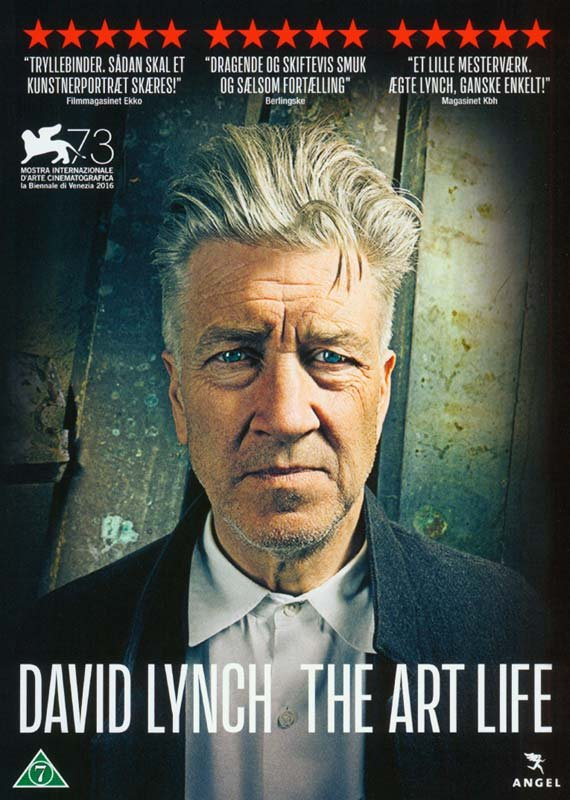 Image of   David Lynch - The Art Of Life - DVD - Film