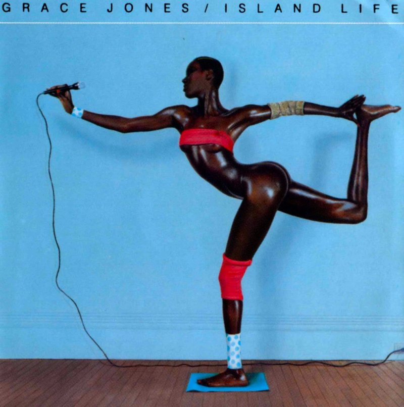 Image of   Grace Jones - Island Life - CD