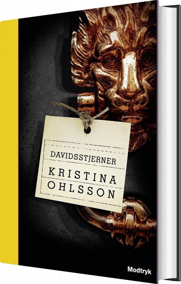 Image of   Davidsstjerner - Kristina Ohlsson - Bog