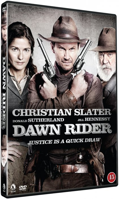 Dawn Rider - DVD - Film