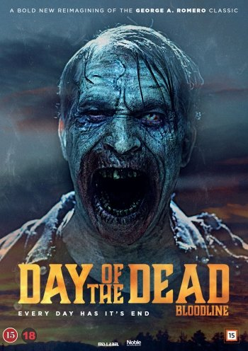 Image of   Day Of The Dead: Bloodline - DVD - Film