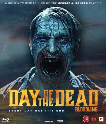 Image of   Day Of The Dead: Bloodline - Blu-Ray