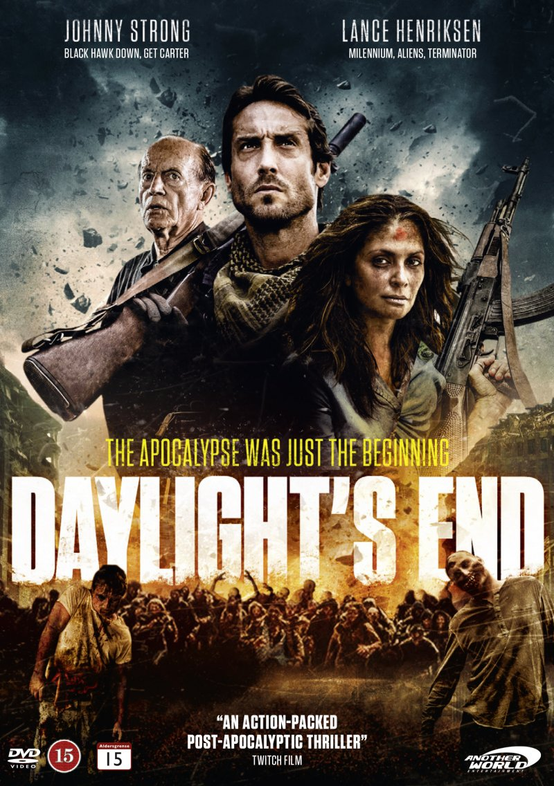 Image of   Daylights End - DVD - Film