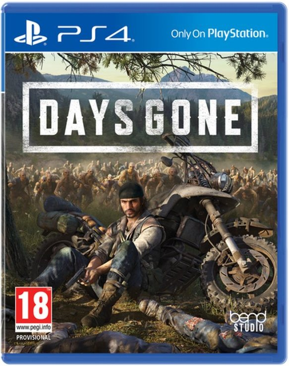 Image of   Days Gone (nordic) - PS4