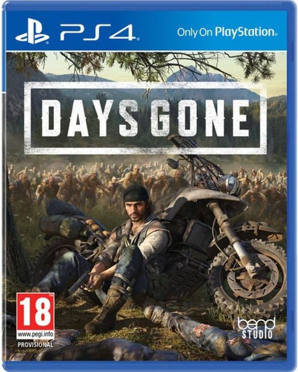 Image of   Days Gone - PS4