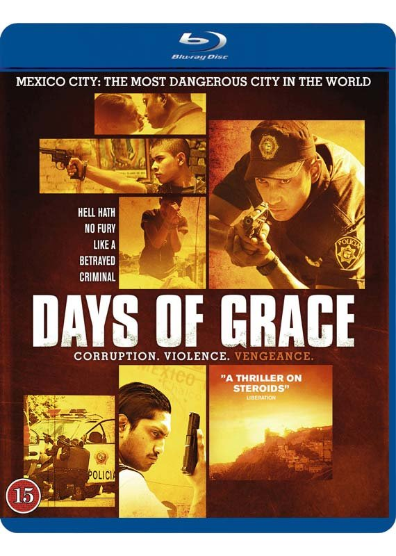 Image of   Days Of Grace - Blu-Ray