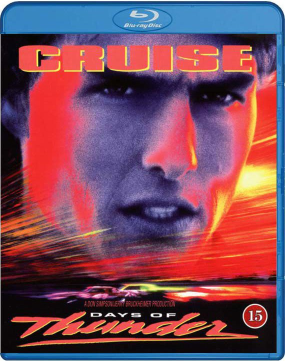 Image of   Days Of Thunder - Blu-Ray
