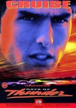 Image of   Days Of Thunder - DVD - Film