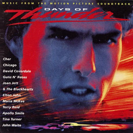Image of   Days Of Thunder - Soundtrack - CD