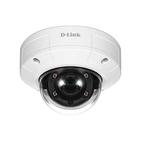 Image of   D-link - Lan Ip Kamera Til Overvågning - Qhd - Dcs-4605ev - Hvid
