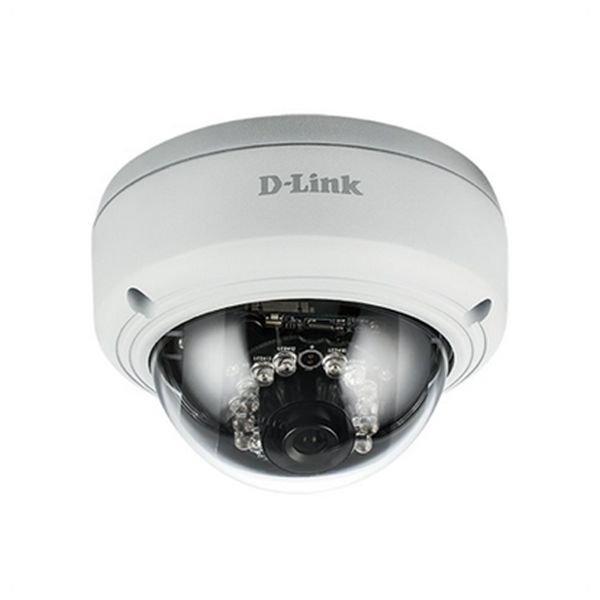 Image of   D-link - Wifi Ip Kamera Til Overvågning - Dcs-4603 - Hd-ready - Hvid