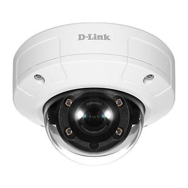 Image of   D-link - Wifi Ip Kamera Til Overvågning - Dcs-4633ev - Fuld Hd - Hvid
