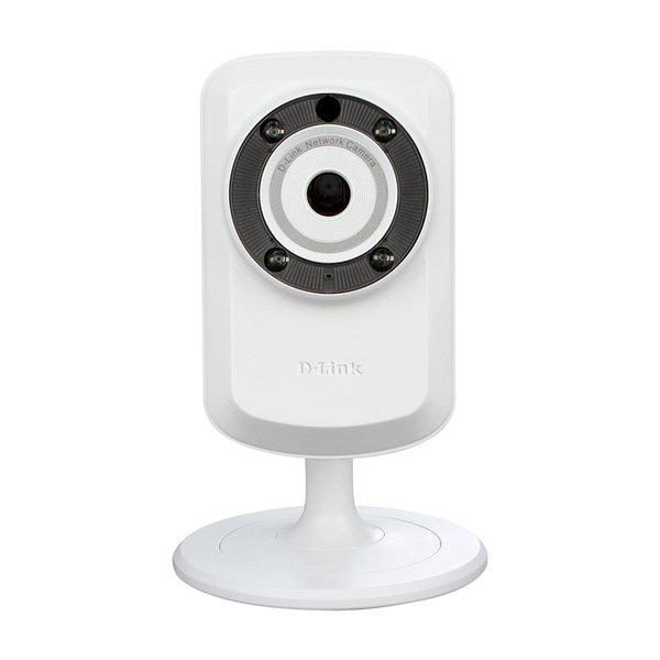 Image of   D-link - Wifi Ip Kamera Til Overvågning - Dcs-932l - Hvid