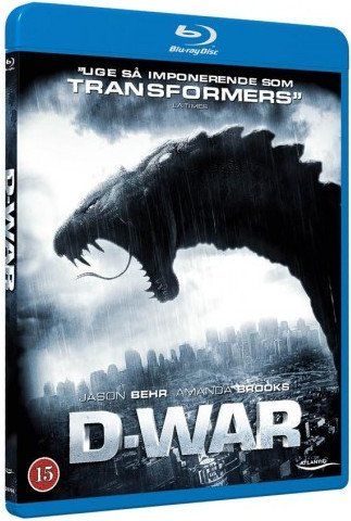 Image of   D-war - Blu-Ray