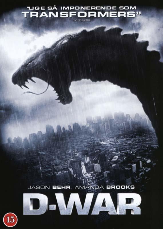 Image of   D Wars - Dragon Wars - DVD - Film