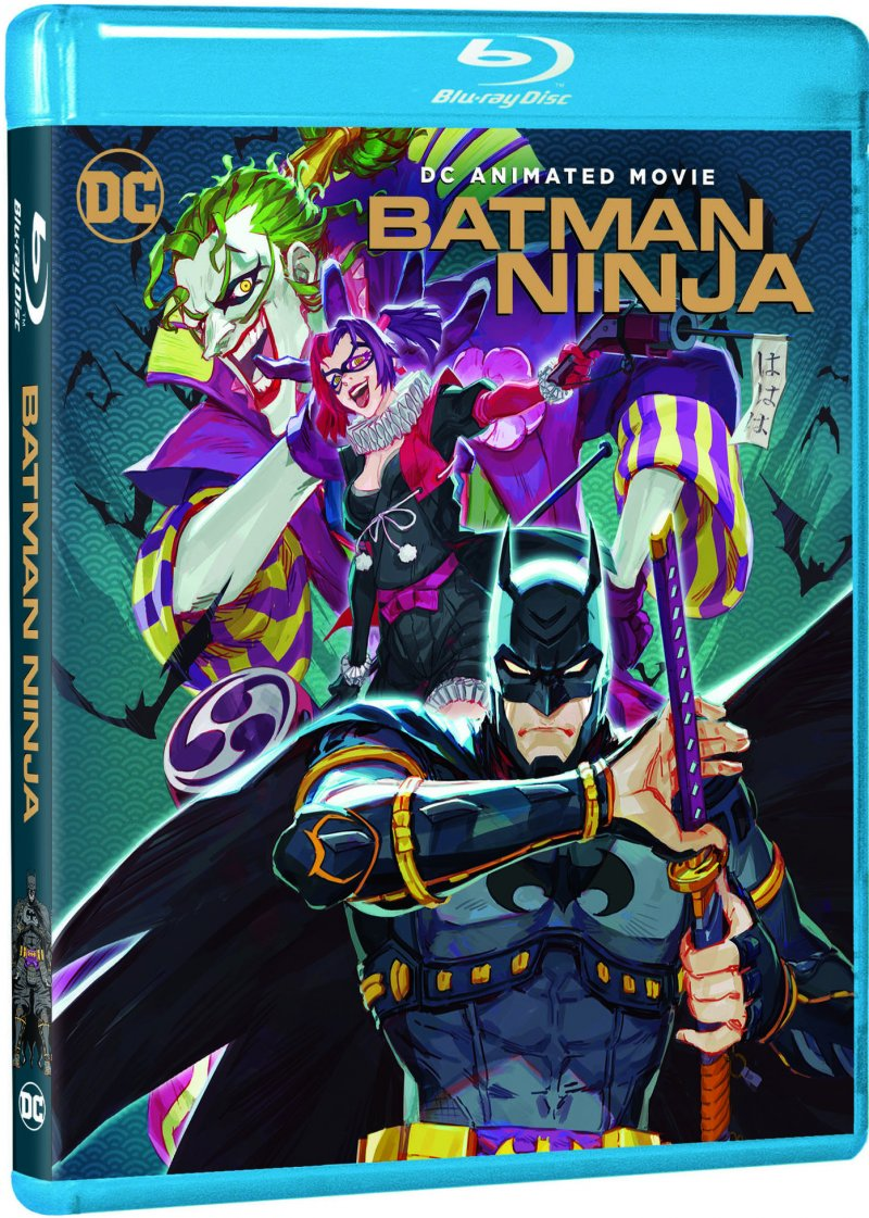 Image of   Batman Ninja - Blu-Ray