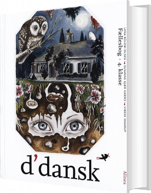 Image of   Ddansk, Fællesbog/web, 4.kl - Lena Bülow-olsen - Bog