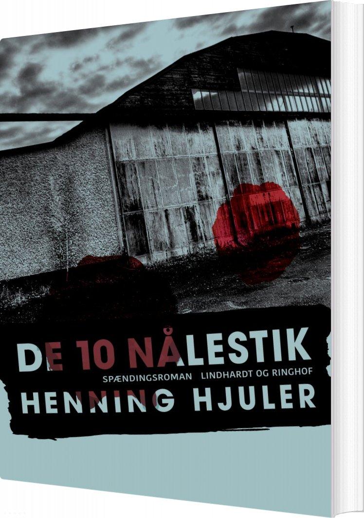 De 10 Nålestik - Henning Hjuler - Bog