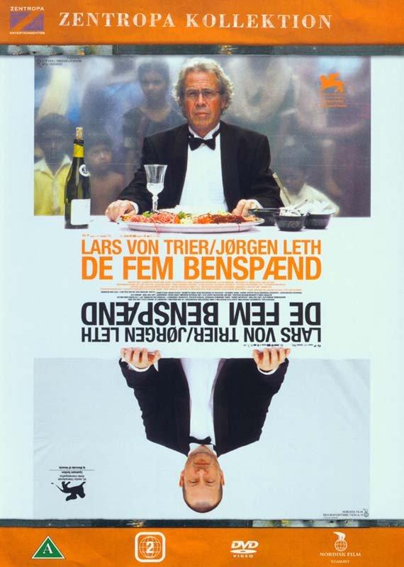 Image of   De Fem Benspænd / De 5 Benspænd - DVD - Film