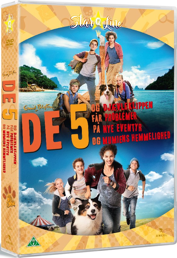 Billede af De 5 - Boks - DVD - Film