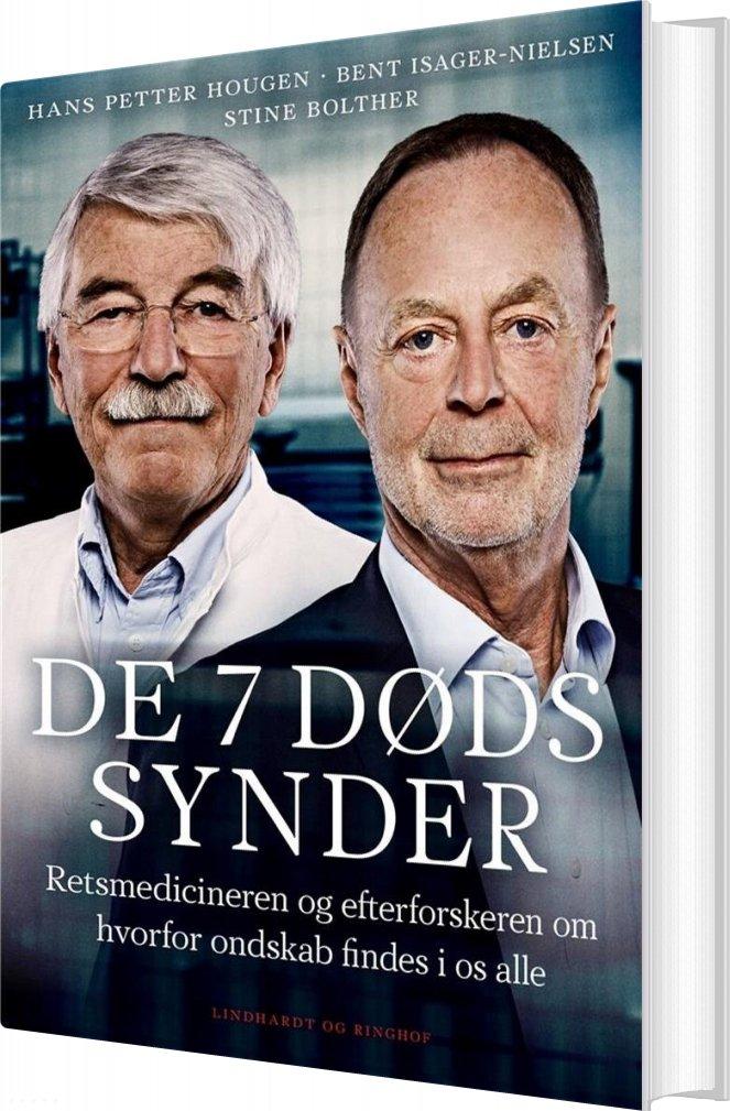 Image of   De 7 Dødssynder - Bent Isager-nielsen - Bog