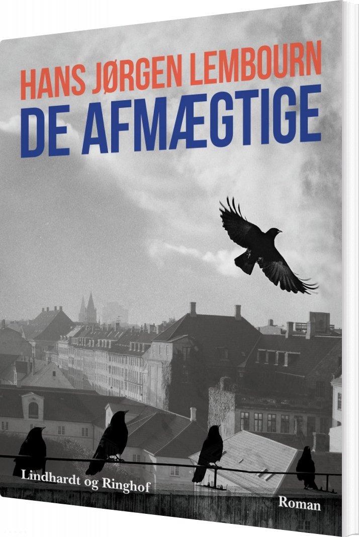 Image of   De Afmægtige - Hans Jørgen Lembourn - Bog