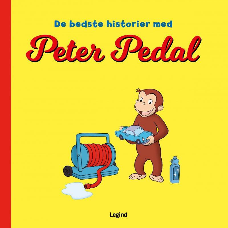 Image of   De Bedste Historier Med Peter Pedal - Diverse - Bog