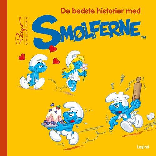 Image of   De Bedste Historier Med Smølferne - Peyo - Bog