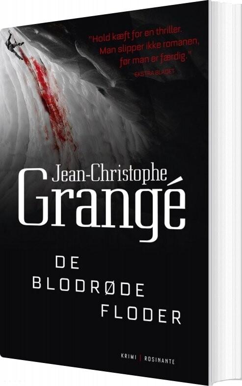 Image of   De Blodrøde Floder - Jean-christophe Grangé - Bog
