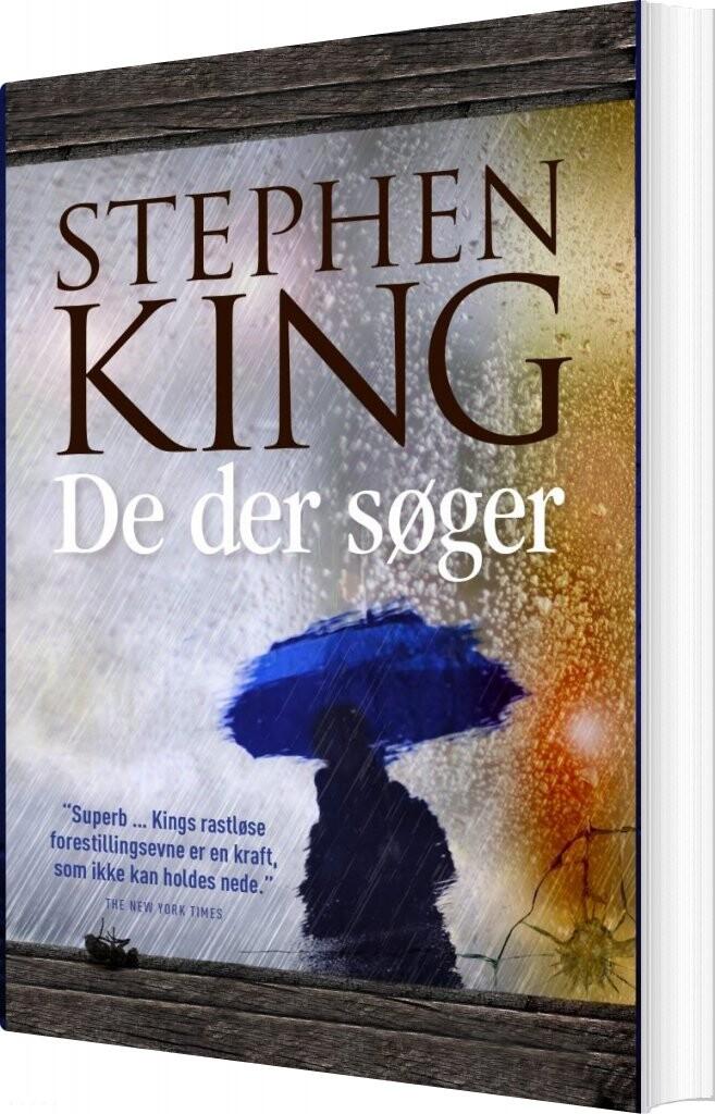 Image of   De Der Søger - Stephen King - Bog