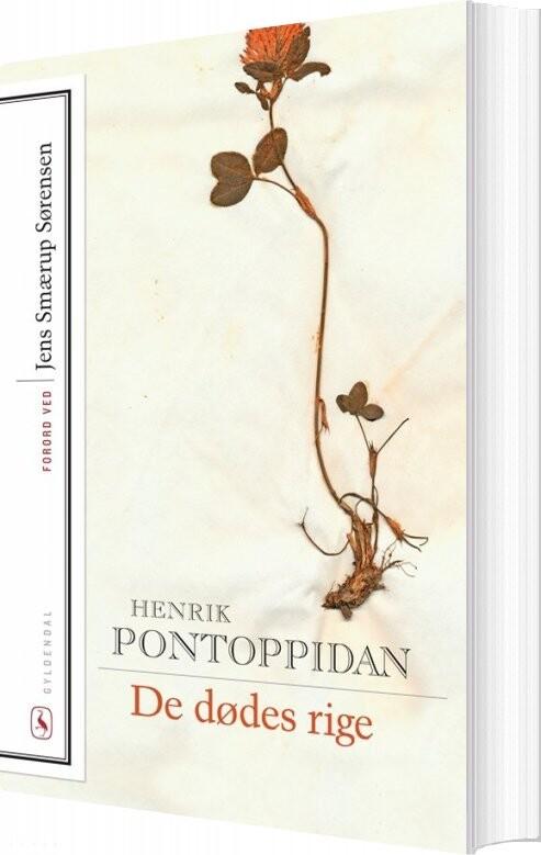 De Dødes Rige - Henrik Pontoppidan - Bog