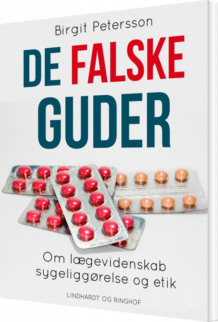 Image of   De Falske Guder - Birgit Petersson - Bog