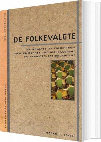 De Folkevalgte - Torben K. Jensen - Bog