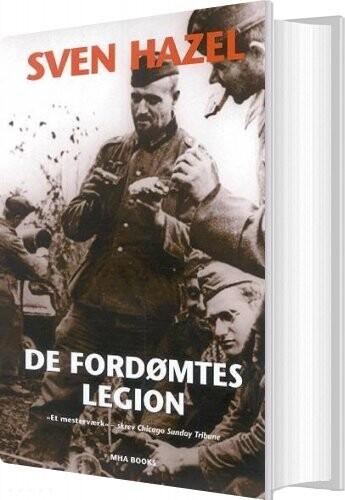 Billede af De Fordømtes Legion - Sven Hazel - Bog