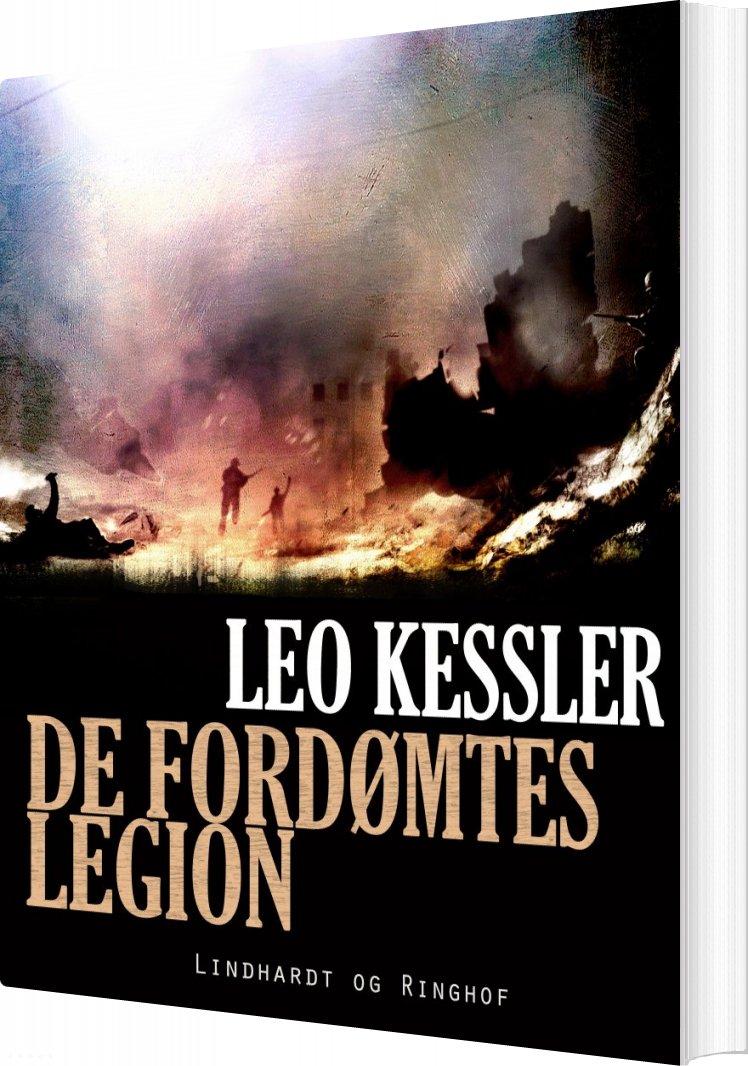 Billede af De Fordømtes Legion - Leo Kessler - Bog