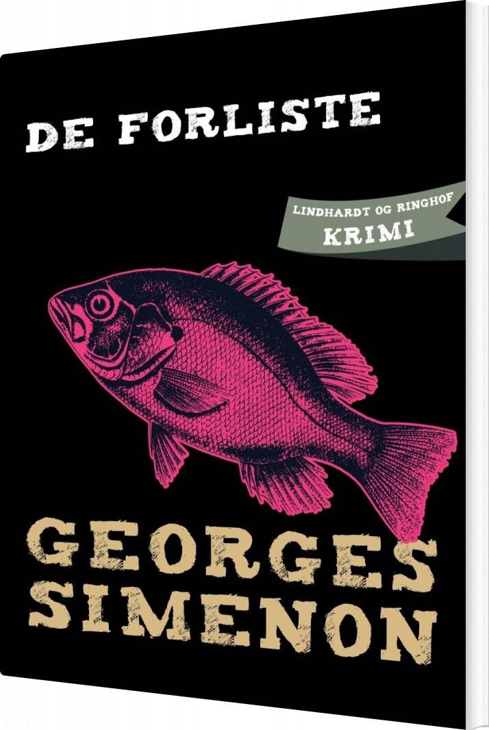 Image of   De Forliste - Georges Simenon - Bog