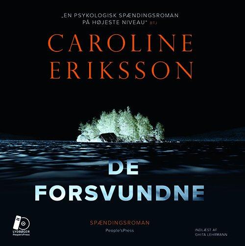Image of   De Forsvundne - Caroline Eriksson - Cd Lydbog