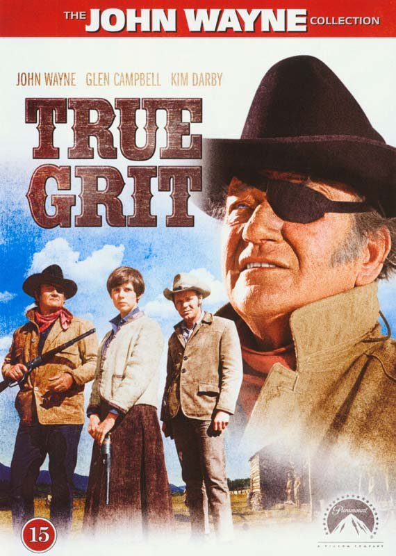 Image of   True Grit / De Frygtløse - DVD - Film