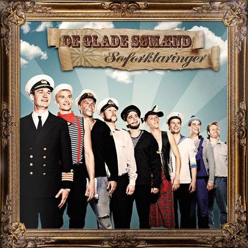 Image of   De Glade Sømænd - Søforklaringer - CD