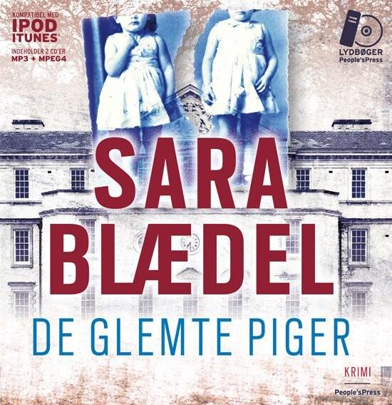 Image of   De Glemte Piger - Sara Blædel - Cd Lydbog
