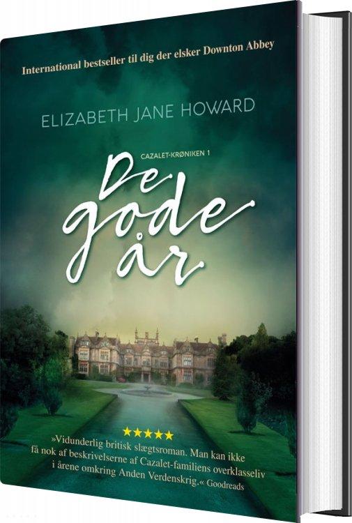 De Gode år - Elizabeth Jane Howard - Bog